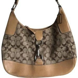 Coach Tan shoulder bag
